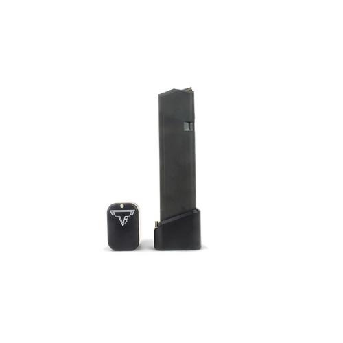 Glock Standard Frame Extended Base Pad (Select Color)