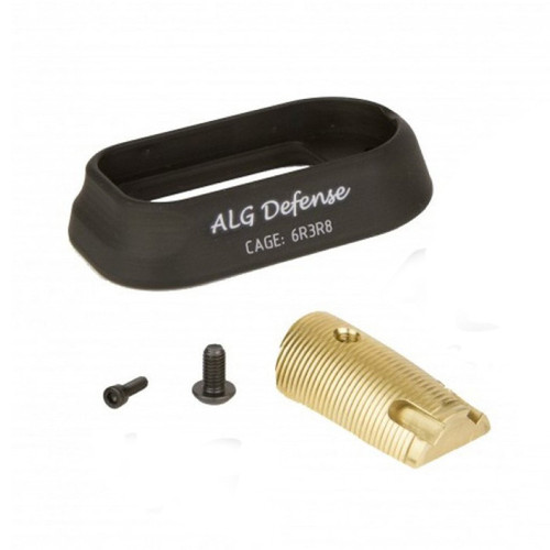 ALG Defense Magwell for Glock 3rd Gen Black Glock 17 Glock 22