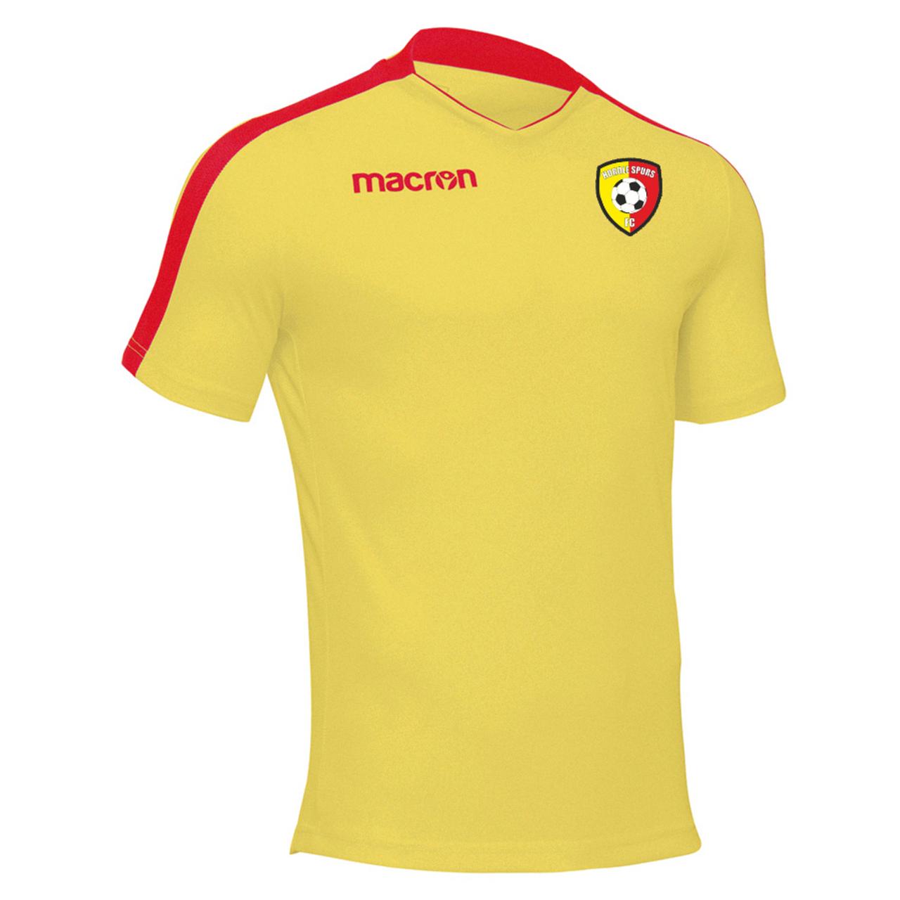 reputable site 8162c 3fa64 Hordle Spurs FC JNR Away Shirt
