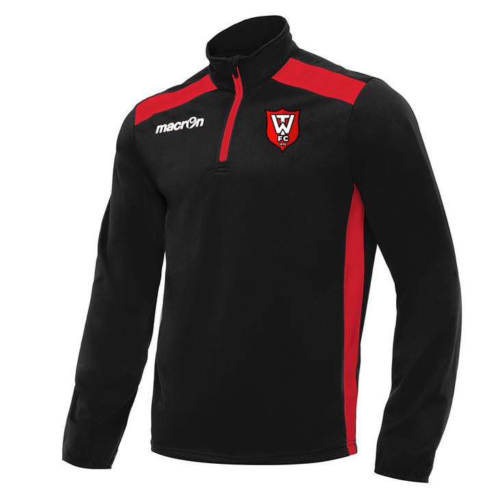 Warminster Town FC SNR 1/4 Zip Training Jersey