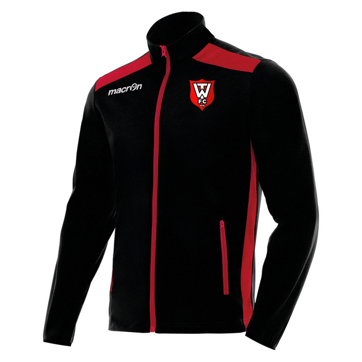 Warminster Town FC SNR Tracksuit Jacket