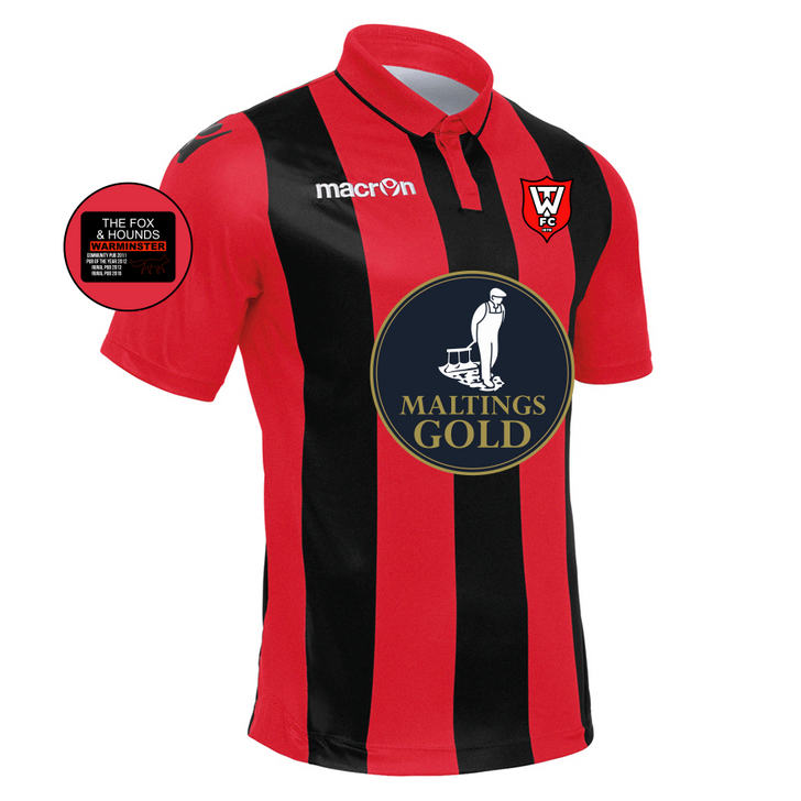 Warminster Town FC SNR Home Shirt