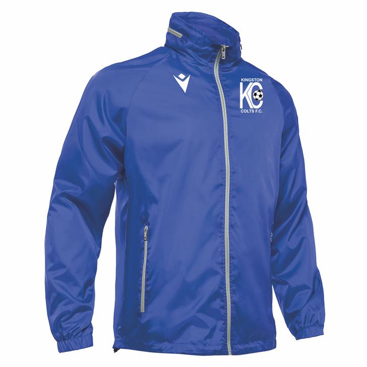 Kingston Colts FC SNR Windbreaker Jacket