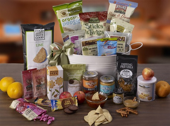 Whole Office Corporate Gift Basket