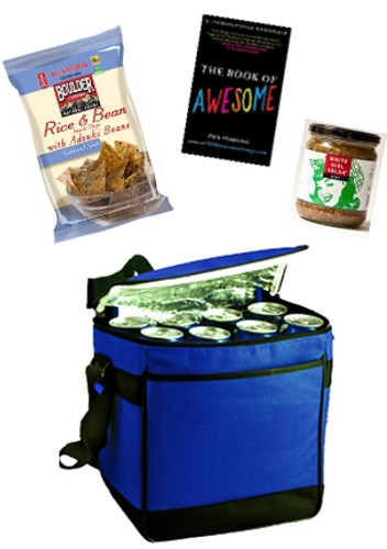 Cooler Bag Gift Basket (You choose the contents)
