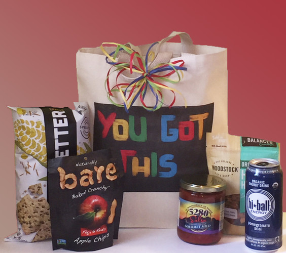 You Got This Wellness Gift Basket