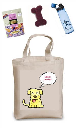 Pet Thought Bubble Gift Set (You choose contents and personalize thought bubble)