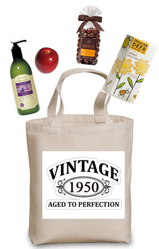 Birthday Vintage Aged to Perfection  (You customize the year and choose the contents)