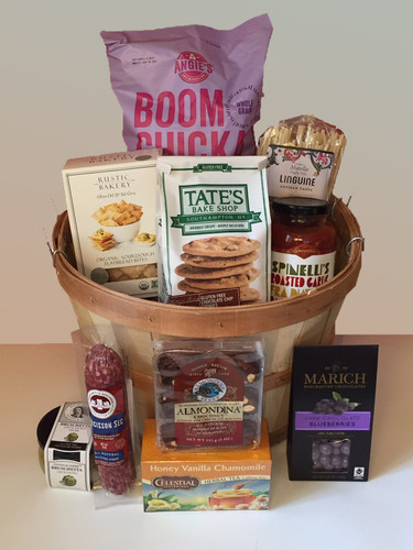 Nature's Bounty gift basket
