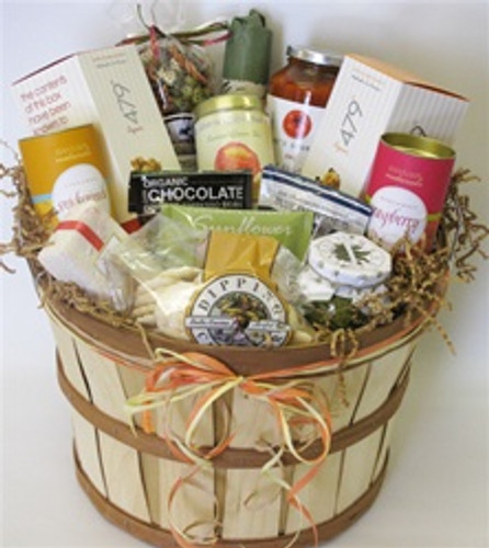 Nature's Bounty Sympathy Gift Basket