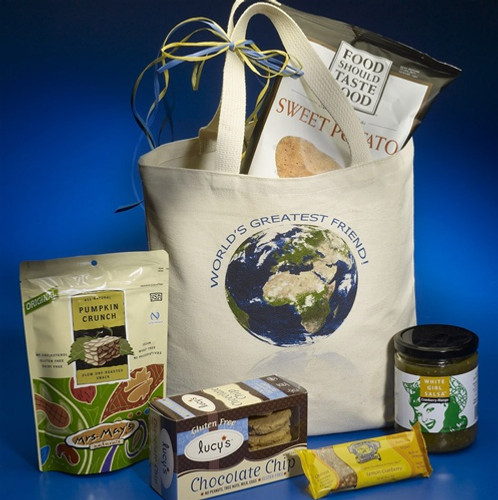 Worlds Greatest Personalized Gluten Free Gift Basket