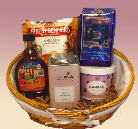 What's For Breakfast? Gift Basket
