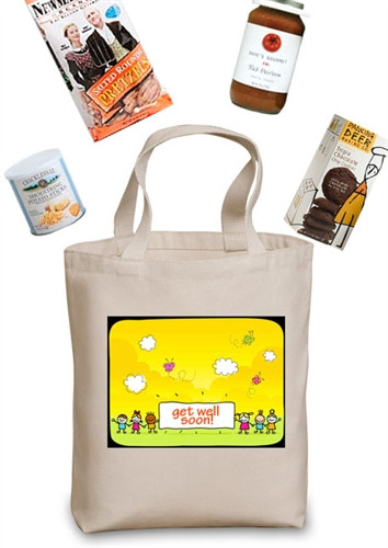 From All of Us Personalized Gift Basket (You choose contents)