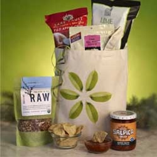 Fresh and Natural Gluten Free Gift Basket