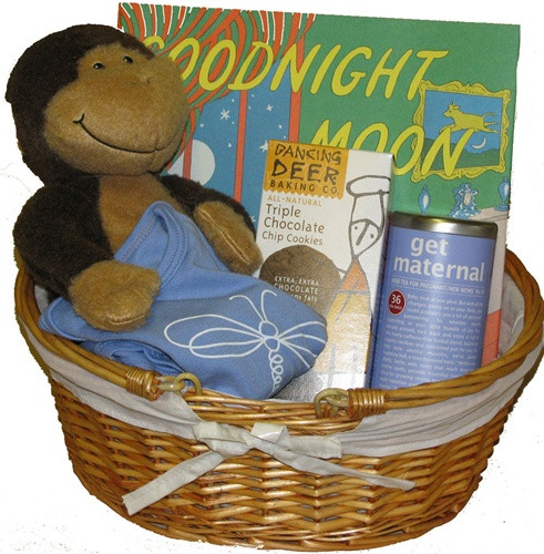 Tender Moments Baby Gift Basket
