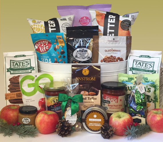 Fresh and Wholesome Healthy Gift Basket