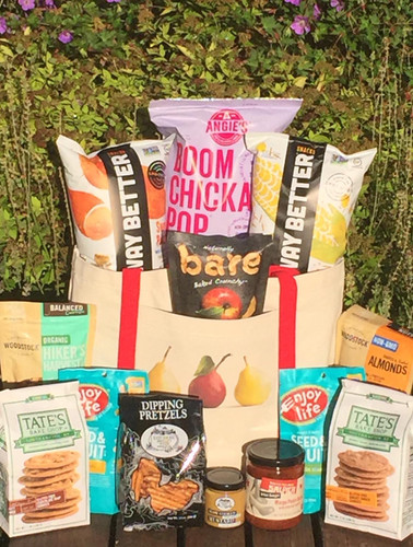 Colossal Snackage Package Gift Basket Snack Collection