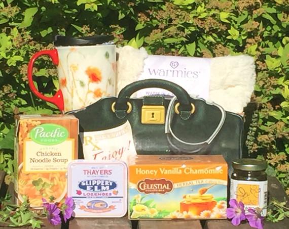 Doctor's Orders Deluxe Gift Basket