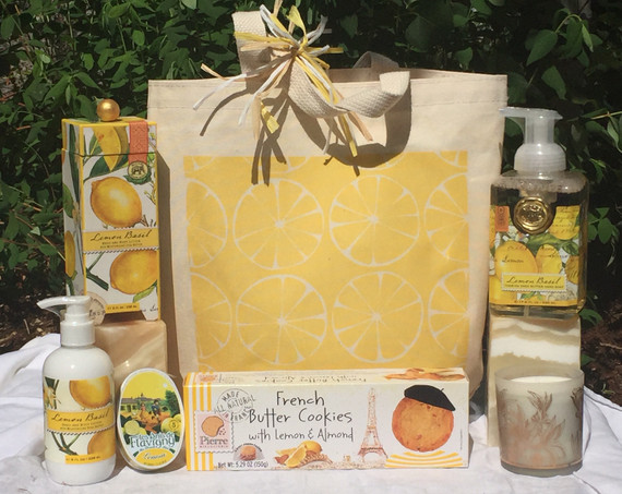 Seriously Citrus gift basket