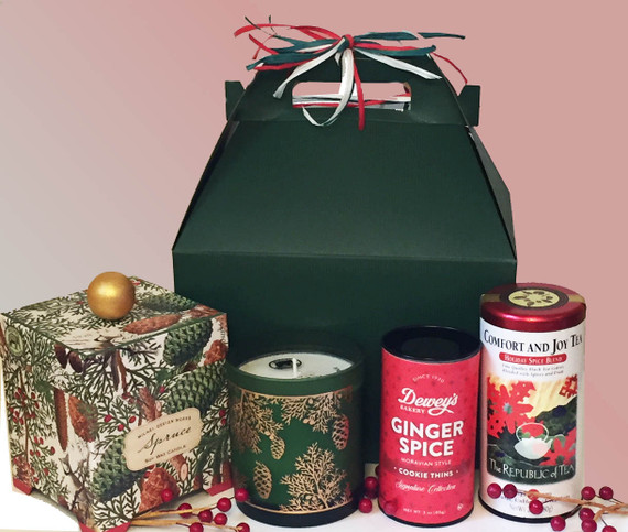 Spruce and Spice gift set