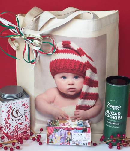 Sugar Plum Personalized Gift Basket