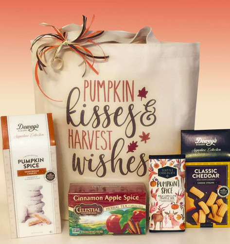 Ahh we love the deliciousness of the harvest season.  This gift set is the perfect way to thank a gracious hostess or send love to someone far away.