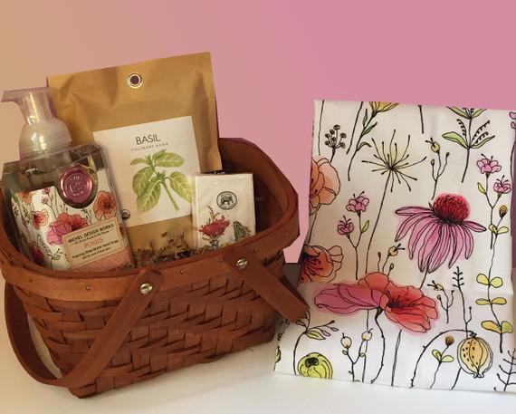 Kitchen Comforts Gift Basket