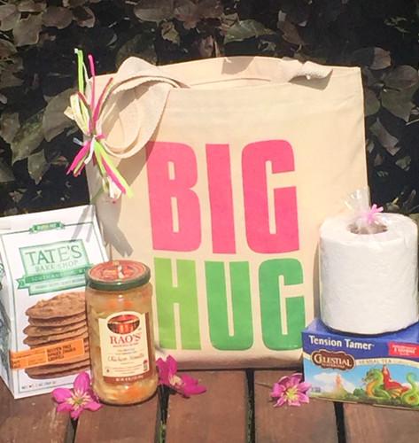 Big Hug Essentials Gift Basket