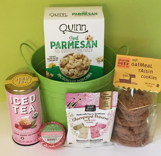 Summer Stress Buster gift basket