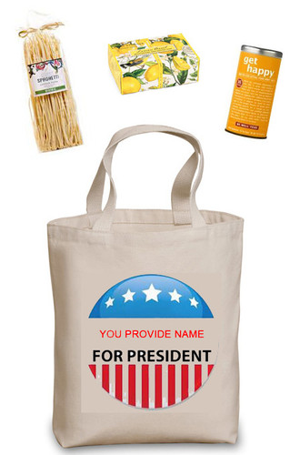 Write in Candidate Gift Basket  (You provide candidate name and choose the contents)