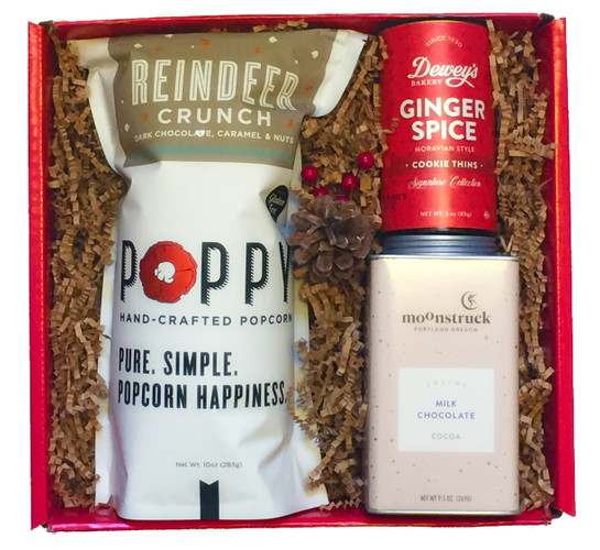 The Holiday Crunch Gift Box