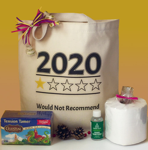 2020 -- Would Not Recommend Holiday Gift Basket