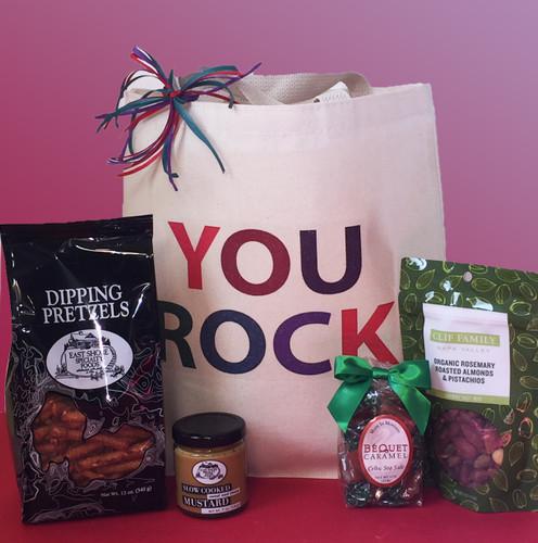 S&P You Rock Gift Basket