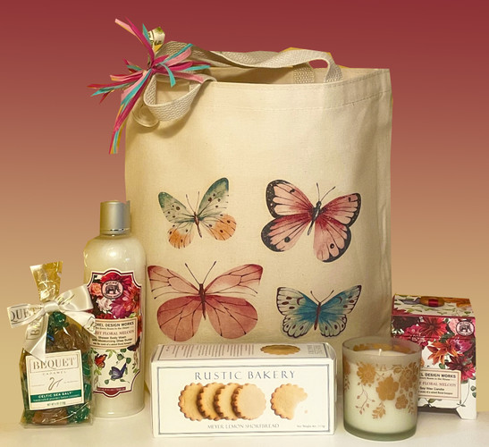 Garden Party All Occasion Gift Basket
