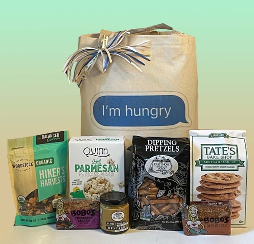Hook up your college bound student with this hefty assortment of healthy snacks. Perfect for back to school!