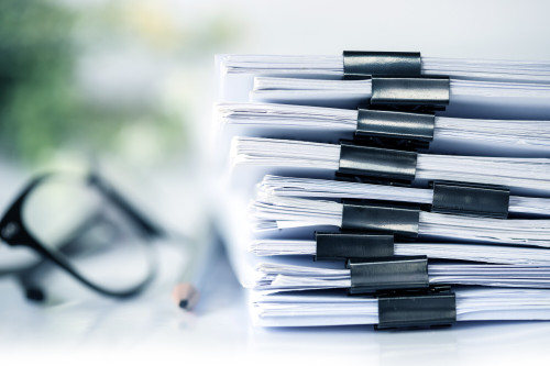 How Should You Store and Organize Your Legal Documents?