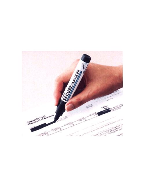 Redacting Marker / Pen