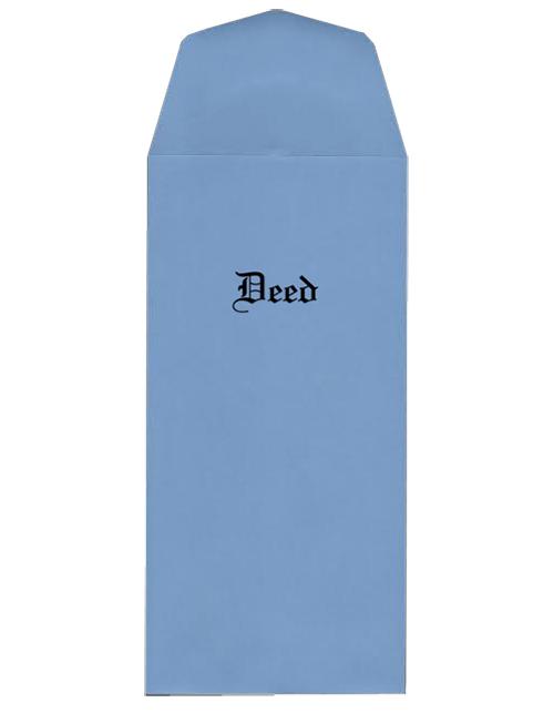 Deed Envelopes