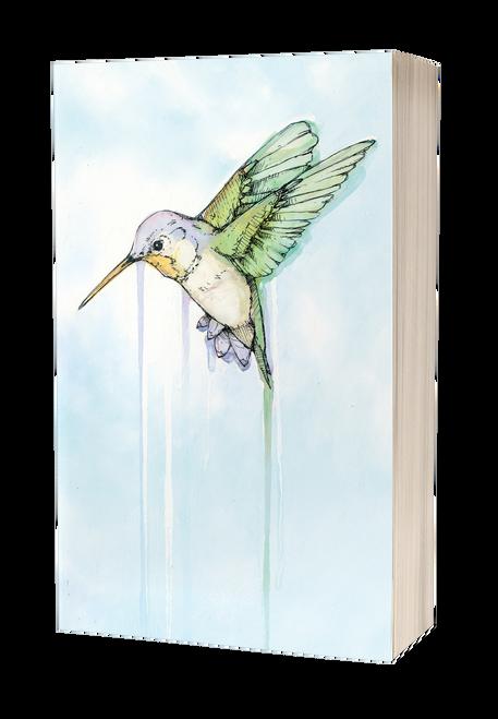 Hummingbird [Signed] by Jude Angelini