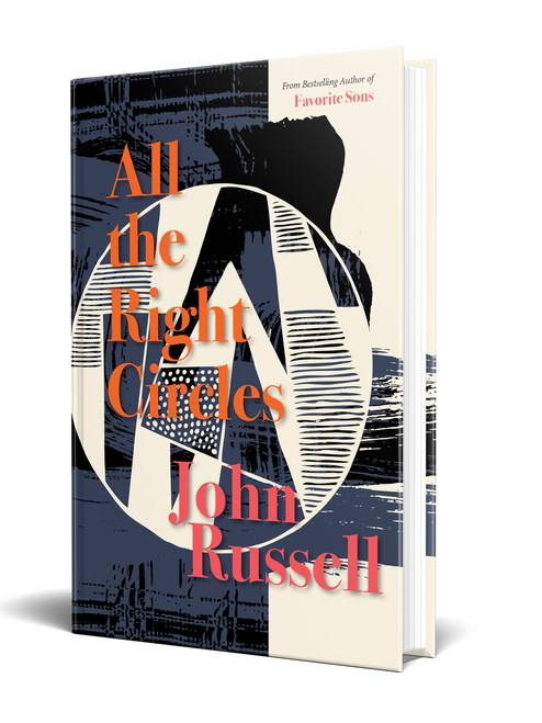 All the Right Circles by John Russell