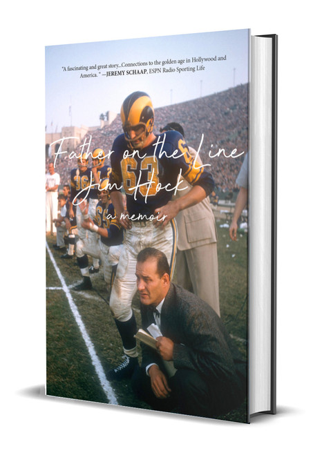 Father on the Line [Signed] by Jim Hock