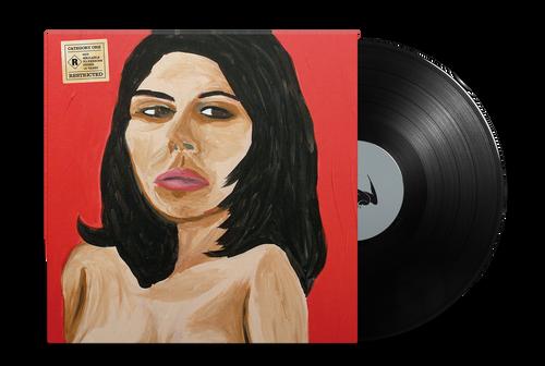 Girlvert: A Porno Memoir [Vinyl Audiobook—Signed] by Oriana Small (aka Ashley Blue)