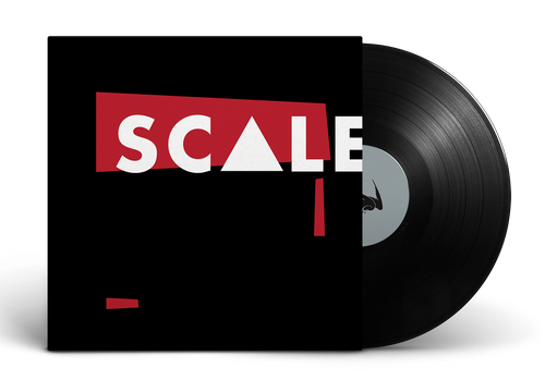 Scale [Limited Edition Vinyl Audiobook—Signed] by Keith Buckley
