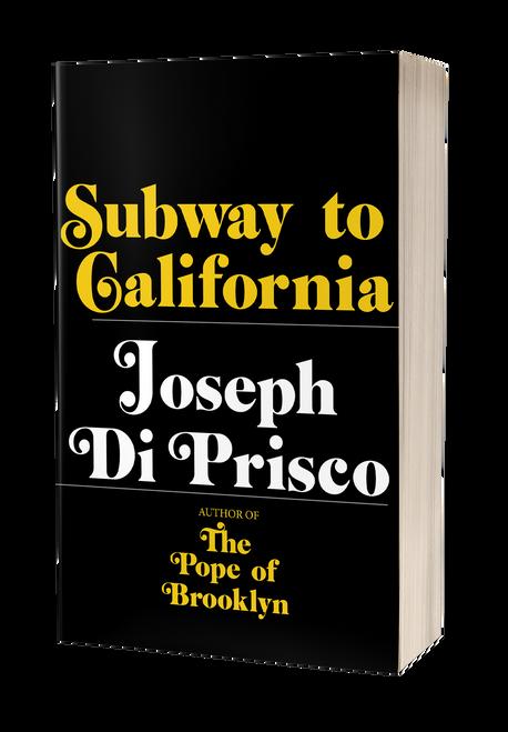 Subway to California by Joseph Di Prisco