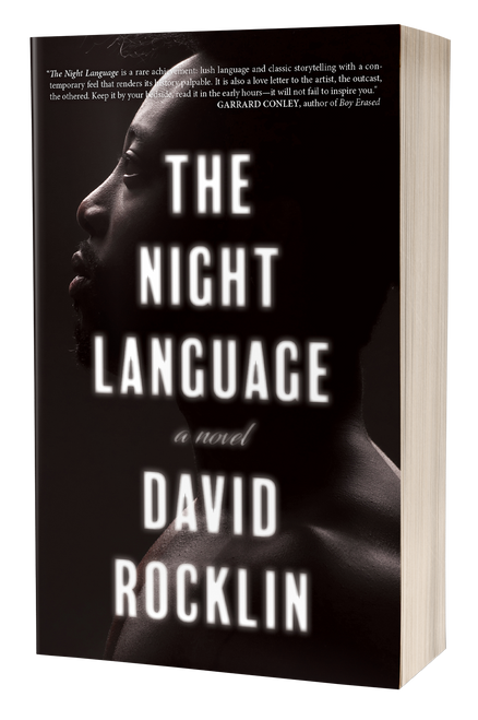 The Night Language [Signed] by David Rocklin