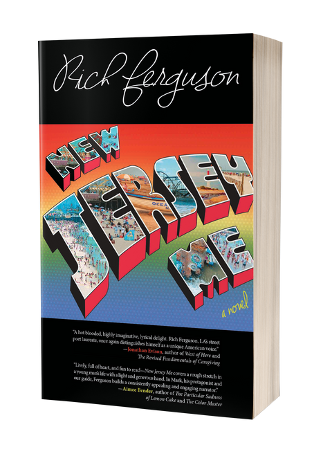 New Jersey Me [Signed] by Rich Ferguson