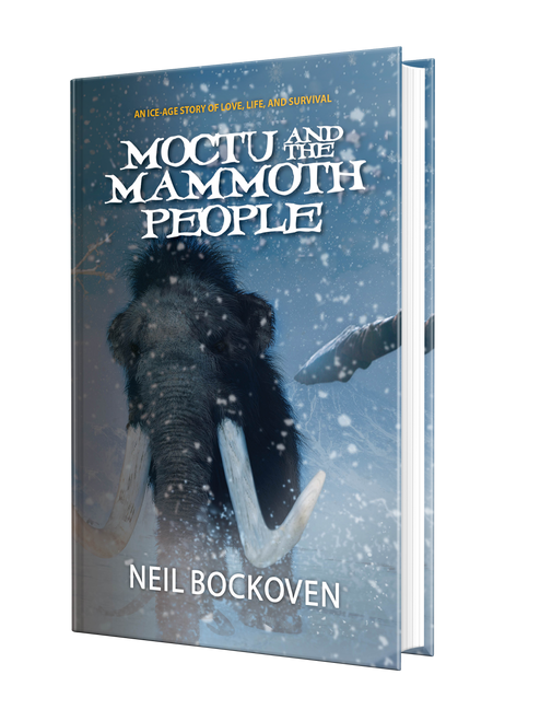 Moctu and the Mammoth People [Signed] by Neil Bockoven