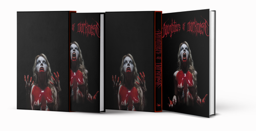 Daughters of Darkness—Extra-Bloody Bathory Edition Bundle [Signed Limited Edition] by Jeremy Saffer SOLD OUT