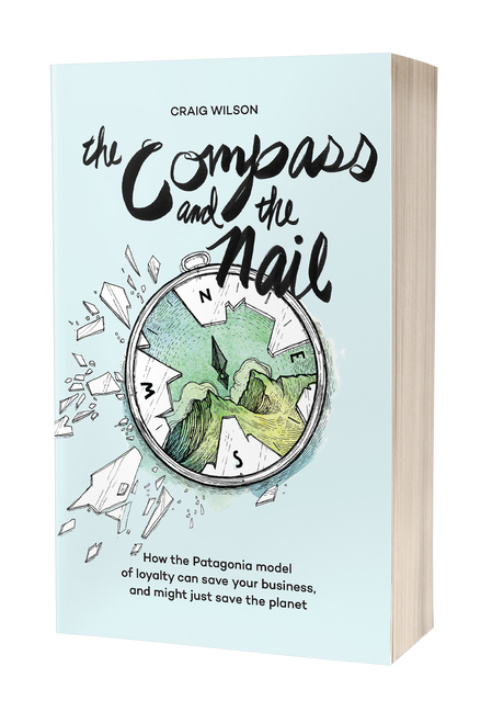 The Compass and the Nail by Craig Wilson