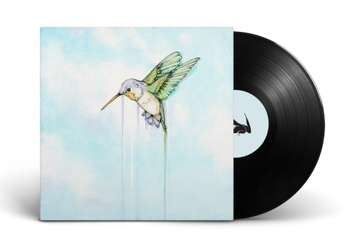 Hummingbird [Vinyl Audiobook] [Signed] by Jude Angelini